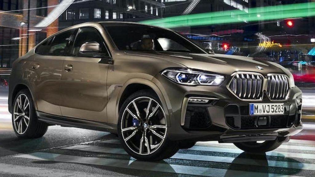 Nuova BMW X6, arriva la terza generazione con più tecnologia e un design più moderno