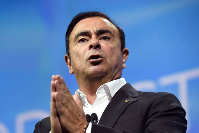 Nissan: richiesti oltre 80 milioni di euro di danni a Carlos Ghosn