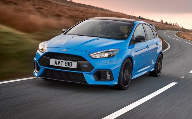 Ford Focus RS: la nuova generazione arriverà tra il 2022 ed il 2023