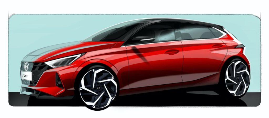 Nuova Hyundai i20 2020: il modello che potrebbe rilanciare definitivamente Hyundai in Europa [TEASER]
