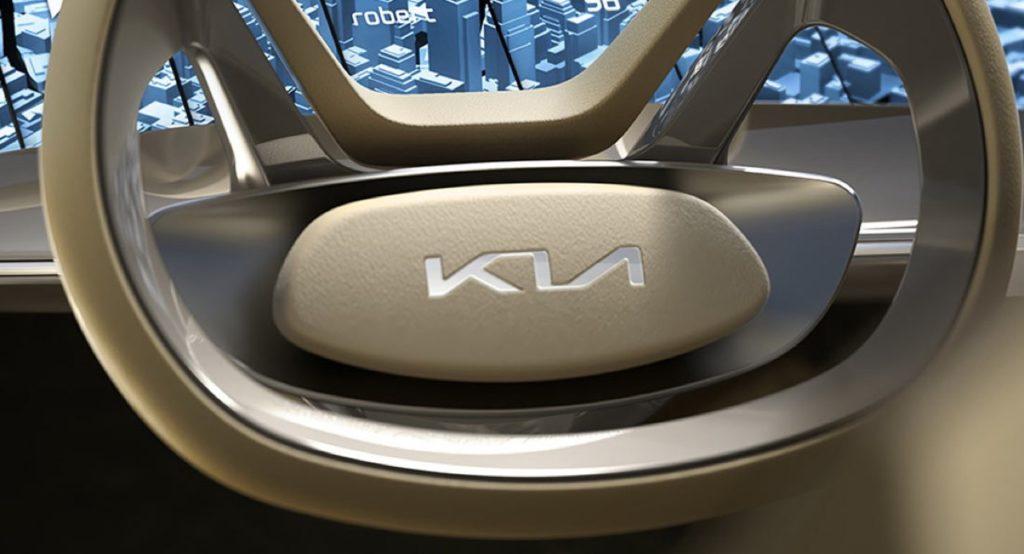 Kia: nuovo logo pronto per debuttare verso fine 2020 su un modello inedito
