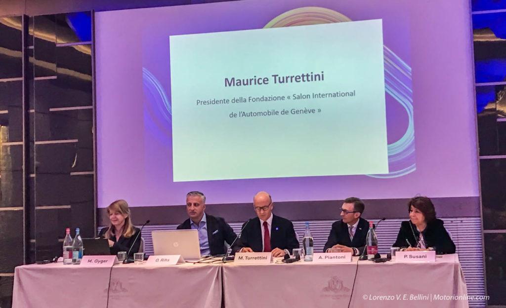 Salone di Ginevra 2020 confermato, nessun pericolo Coronavirus