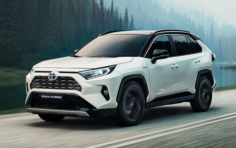 Toyota RAV4 ibrida: a 34.300 euro fino a fine febbraio 2020