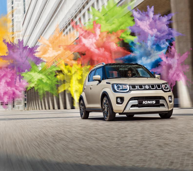 Suzuki Ignis 2020: tutta nuova col restyling