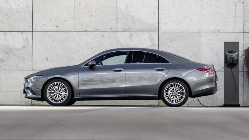 Mercedes 2020: ecco la famiglia Plug-in Hybrid EQ Power
