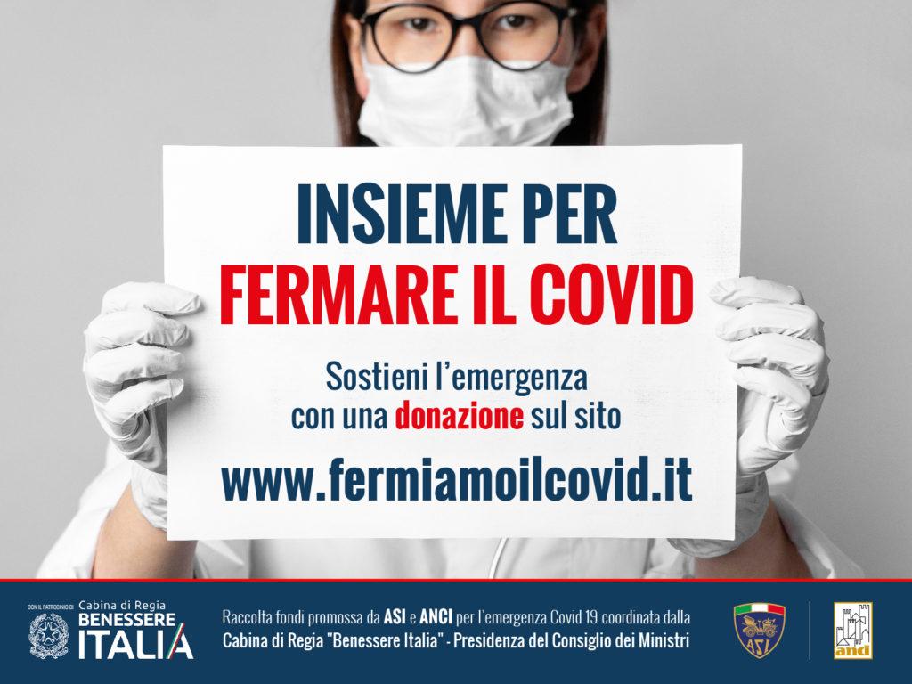 """Coronavirus, Automotoclub Storico Italiano lancia la raccolta fondi """"Insieme per fermare il Covid"""""""