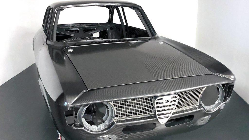 Alfa Romeo Giulia GTA-R 300