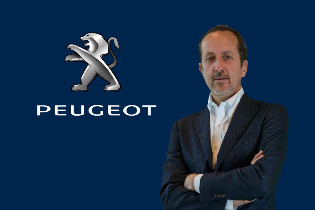 Peugeot Italia, nuove nomine: Andrea Ciucci direttore vendite e Giovanni Falcone direttore marketing