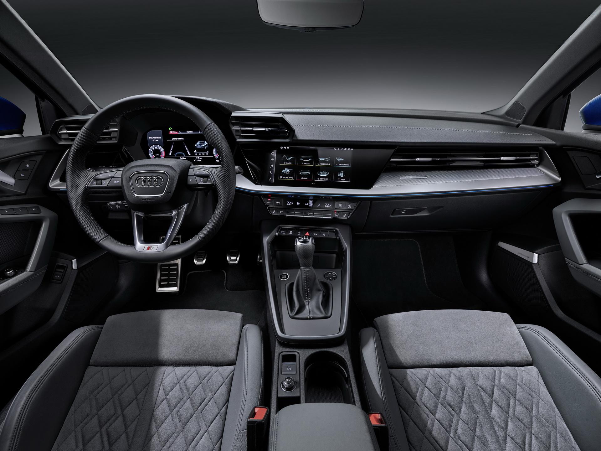 Nuova Audi A3 2020, presentata la quarta generazione: uscita ...