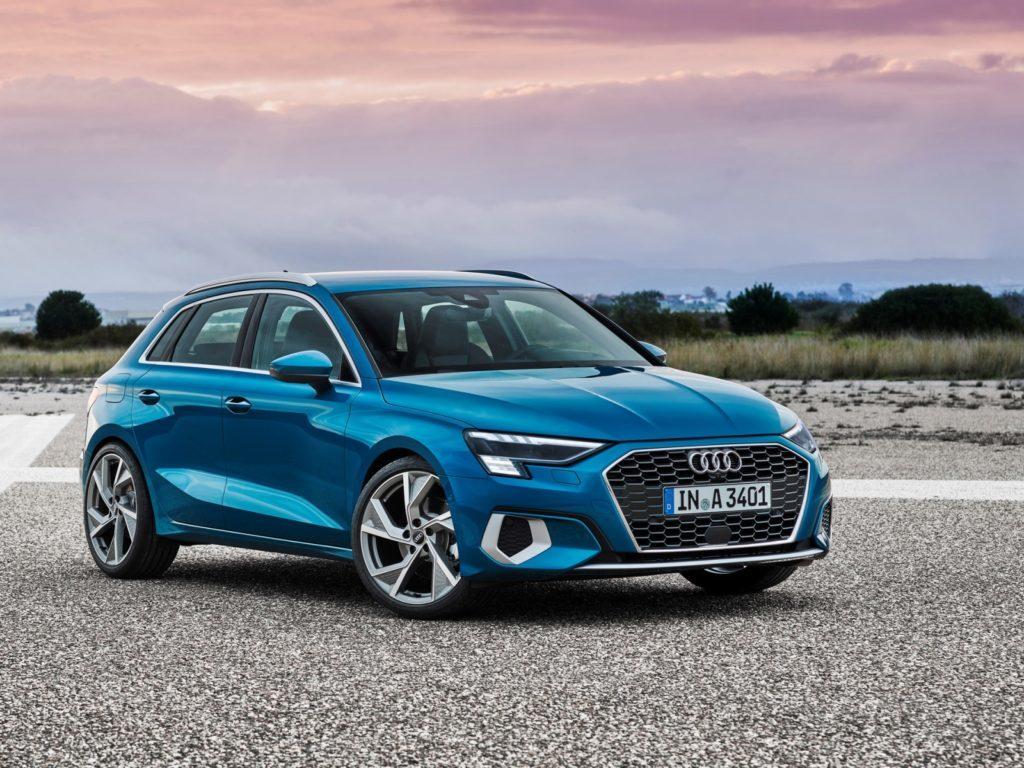 Audi A3 Sportback 2020: ora c'è il configuratore!