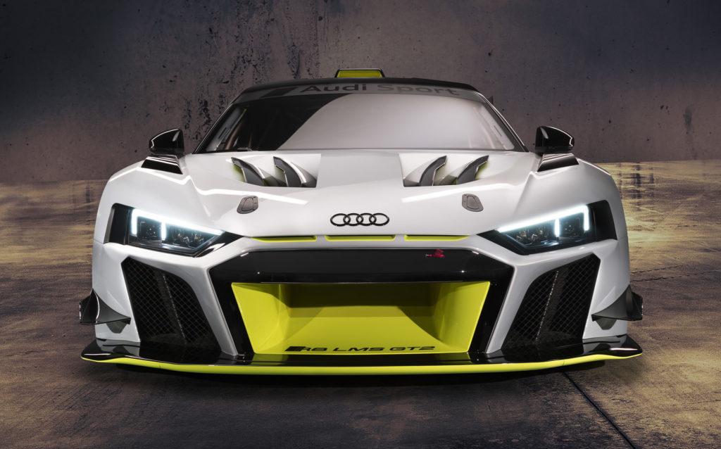 Audi registra il nome R8 Green Hell all'ufficio brevetti europeo