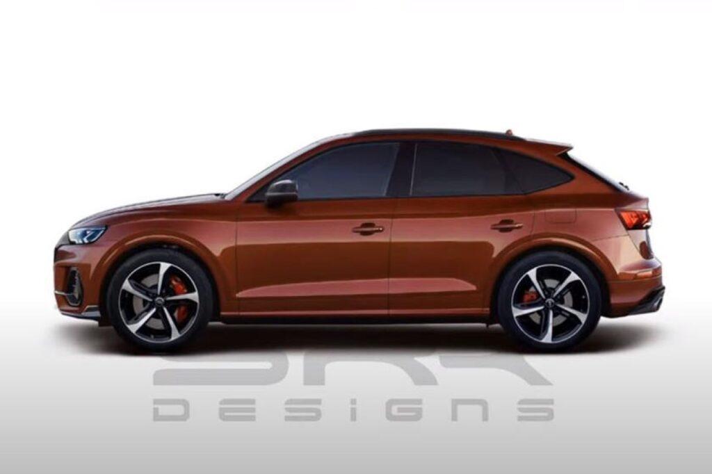 Audi Q5 Sportback: c'è la conferma, la coupè potrebbe arrivare nel 2021 [RENDERING]