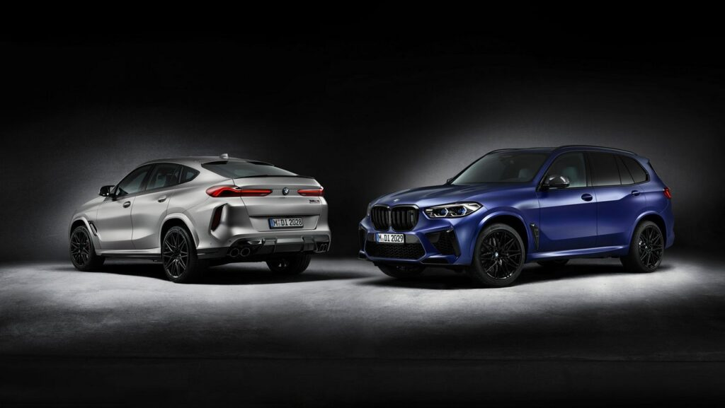 BMW X5 M Competition e X6 M Competition First Edition 2020