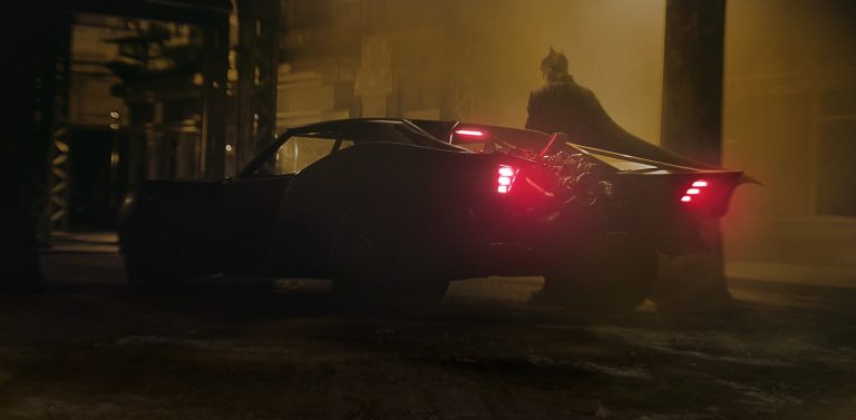 Ecco la nuova Batmobile per il film The Batman 2020: una strepitosa Muscle Car
