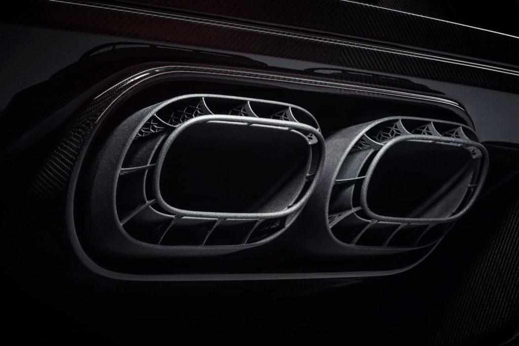 Bugatti 3d titanio