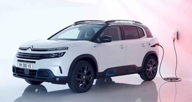 Citroen C5 Aircross Hybrid: PROVA SU STRADA e consumi del SUV ibrido
