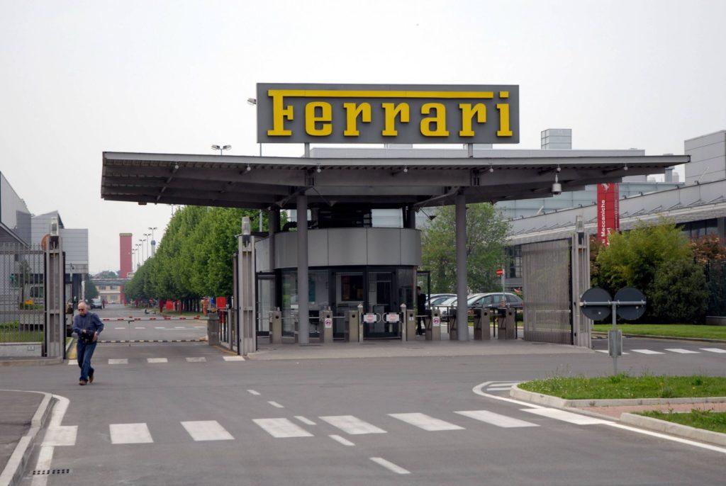 Coronavirus, Ferrari e FCA disponibili a produrre parti dei ventilatori polmonari