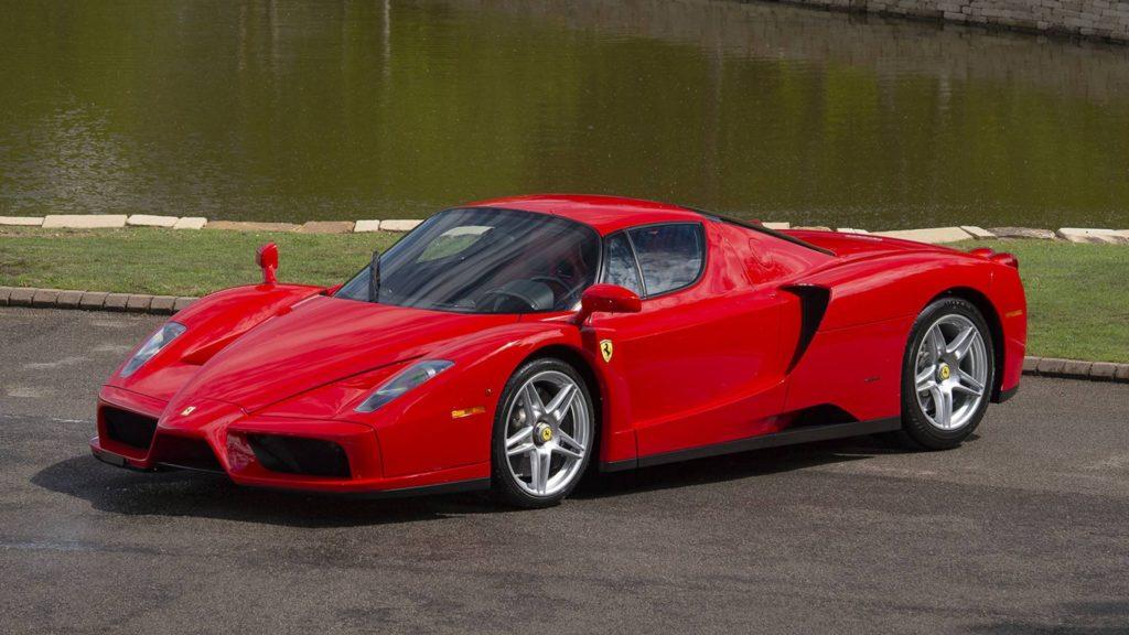 Ferrari Enzo Schumacher