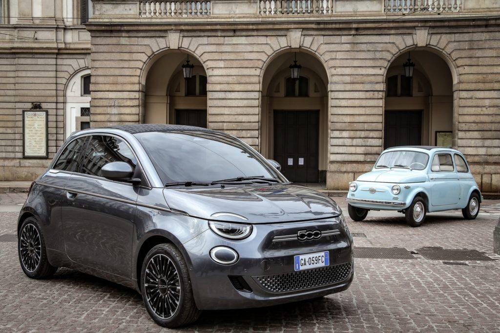 """Nuova Fiat 500 elettrica: """"la Prima"""" è già ordinabile"""
