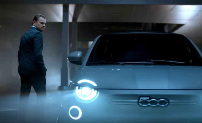 Nuova Fiat 500e: Leonardo DiCaprio è il testimonial d'eccezione della nuova elettrica [VIDEO]