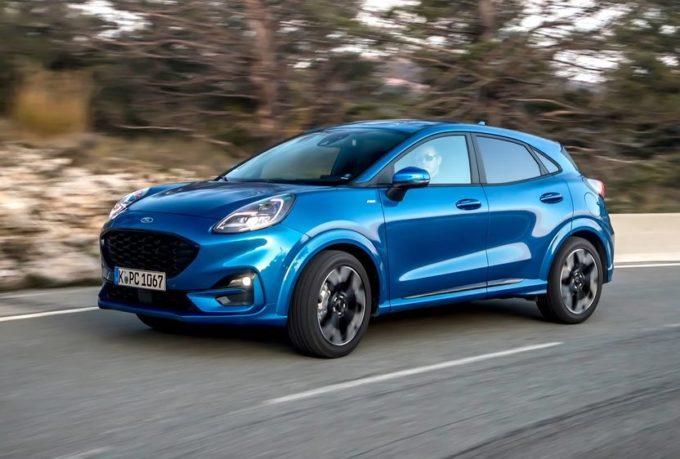 Ford Puma, boom di vendite: è l'ibrida più venduta in Italia nei primi due mesi del 2020