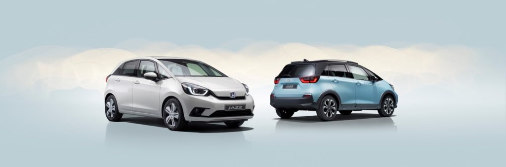 Nuova Honda Jazz: tecnologia e motorizzazione ibrida e:HEV [VIDEO]