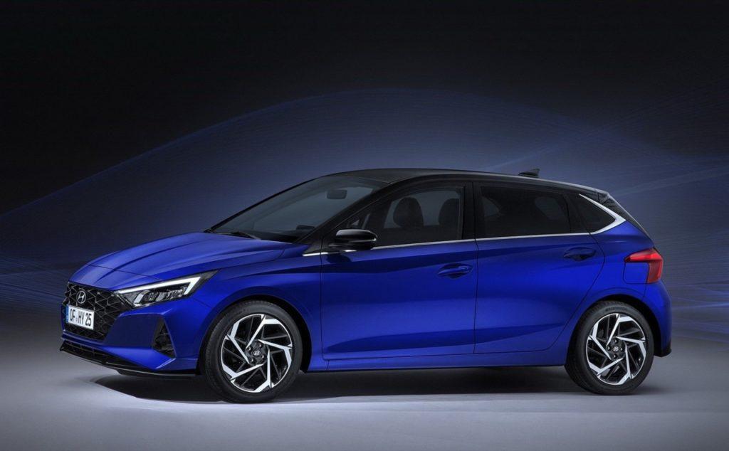 Nuova Hyundai i20: interamente rinnovata e proposta mild-hybrid a 48 volt [VIDEO]