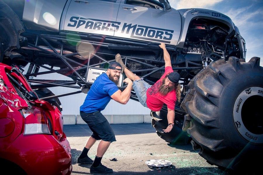 Diesel Brothers: enorme multa di 851.451 dollari