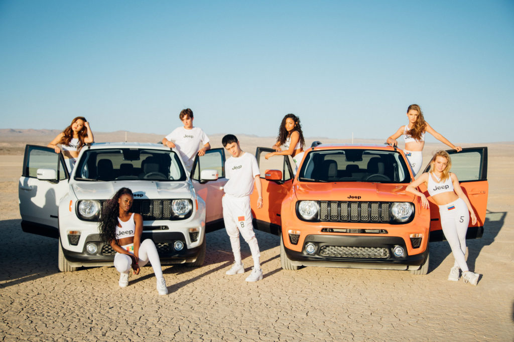 Jeep, partnership mondiale con il gruppo pop Now United [VIDEO]