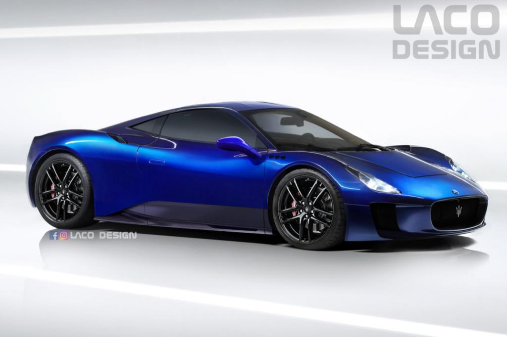 Maserati MC20: potrebbe essere così la nuova sportiva del Tridente? [RENDERING]