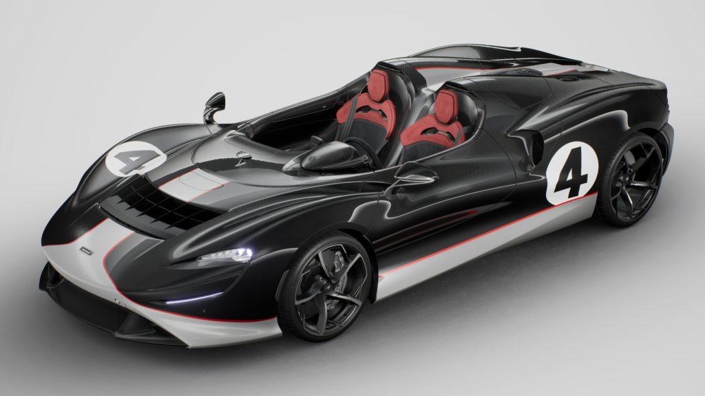 McLaren Elva: esclusiva livrea MSO che omaggia la M1A da corsa del 1964