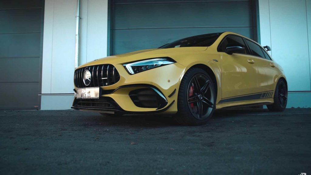 Mercedes-AMG A 45 S - Tuning Racechip