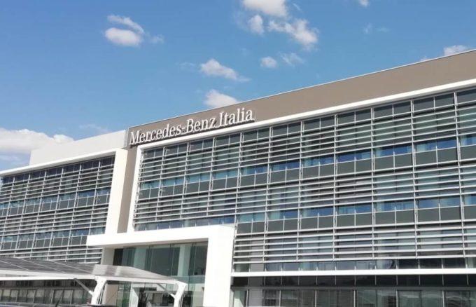 Emergenza Coronavirus, Mercedes-Benz Italia garantisce riparazioni urgenti e ricambi