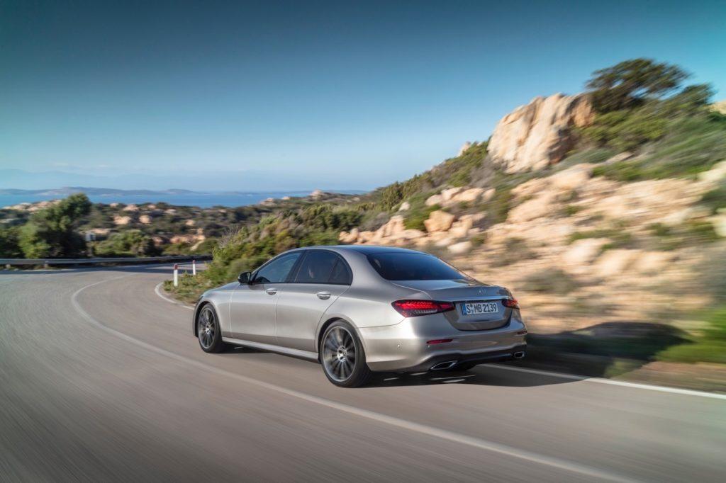 Mercedes Classe E 2020: il rinnovamento del modello [VIDEO]