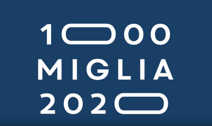 1000 Miglia 2020: dal 13 al 16 maggio con 400 auto d'epoca in gara