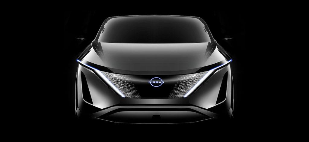 Nissan Ariya: il concept col design che si ispira ai cavalieri