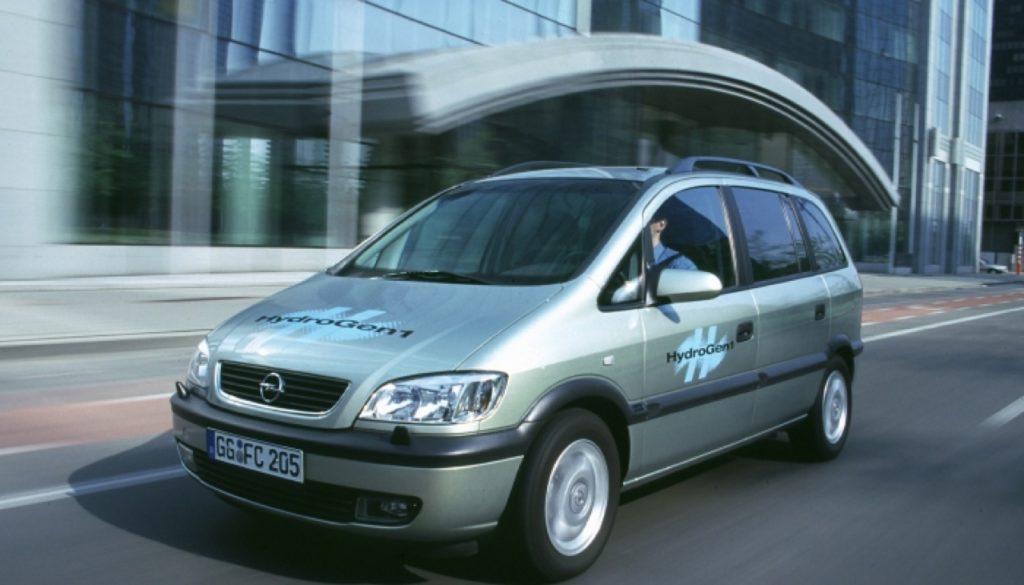 Opel HydroGen1 - prototipo