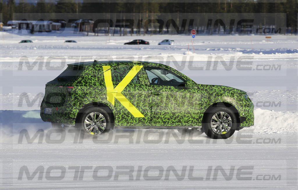 Opel Mokka 2021: le prime FOTO SPIA del nuovo crossover compatto [VIDEO]