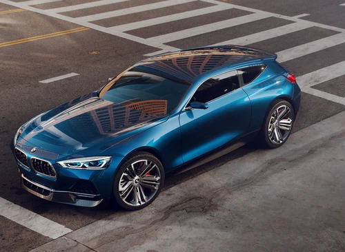 BMW Shooting Brake: oltre ai SUV c'è di più [CONCEPT]