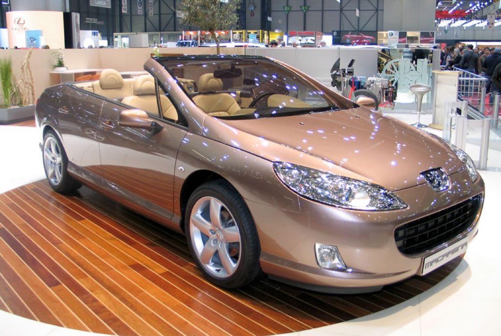 Peugeot 407 Macarena by Heuliez - foto