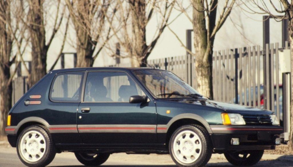 Peugeot 205 GTI Plus: una storica versione speciale, sportiva e ricercata