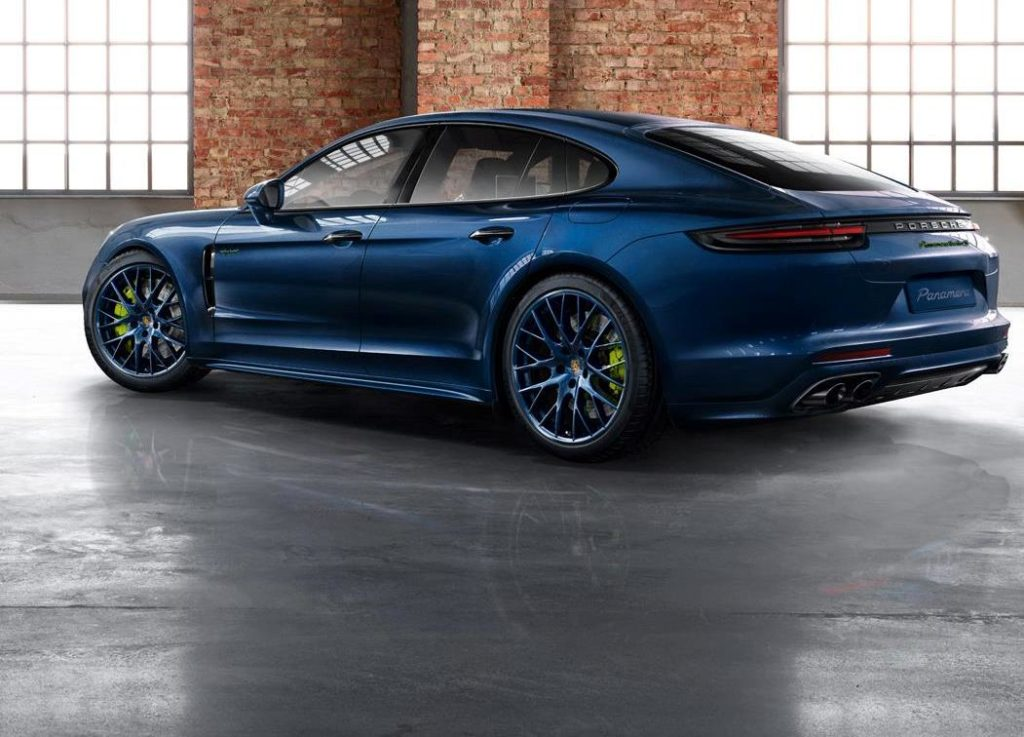 Porsche Panamera Turbo S E-Hybrid - Porsche Exclusive Manufaktur