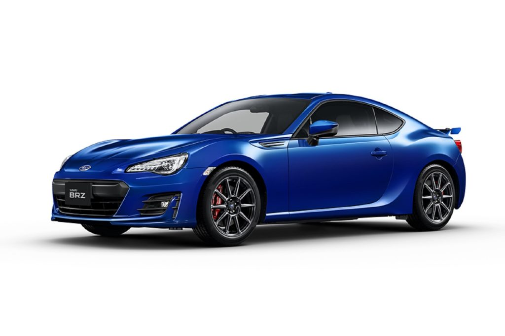 Subaru BRZ Final Edition: canto del cigno della coupé sportiva in Germania