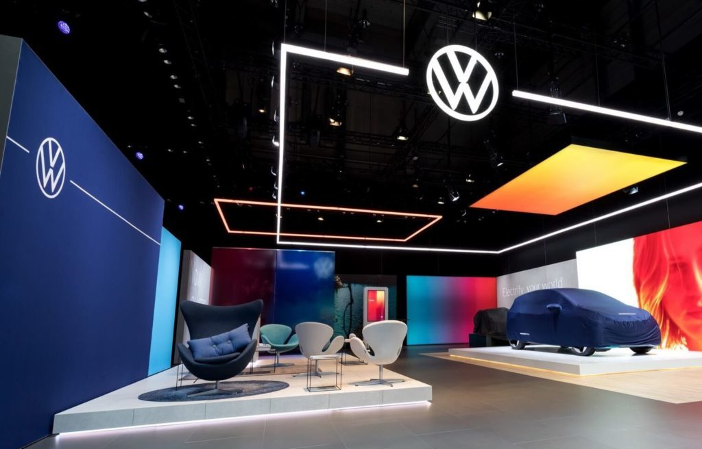 Volkswagen ID.1: la piccola elettrica è attesa per il 2025