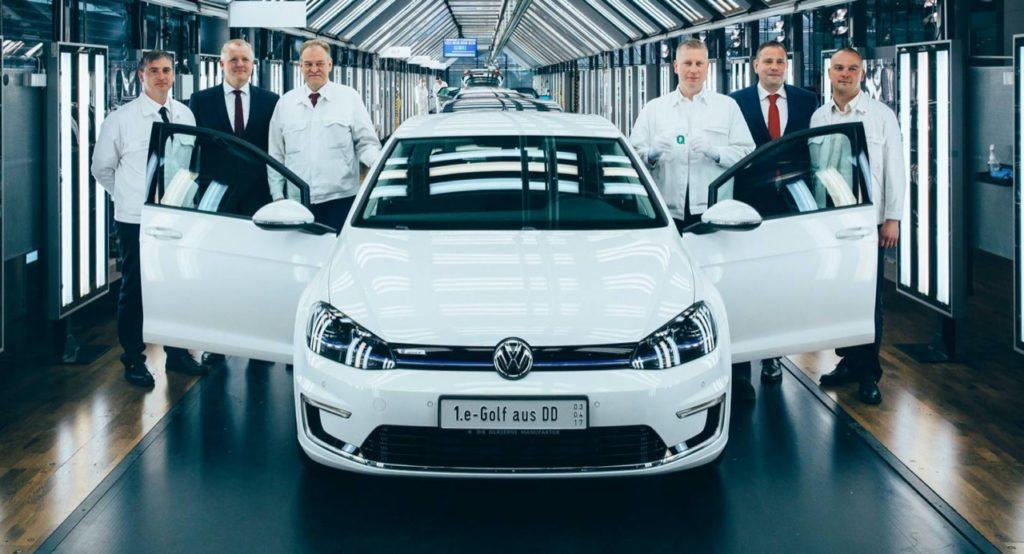 Volkswagen: bonus ai dipendenti di 4.950 euro per i risultati del 2019
