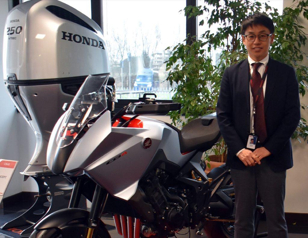 Honda Motor Europe Ltd. Italia: Yusuke Kondo assume la carica di Presidente