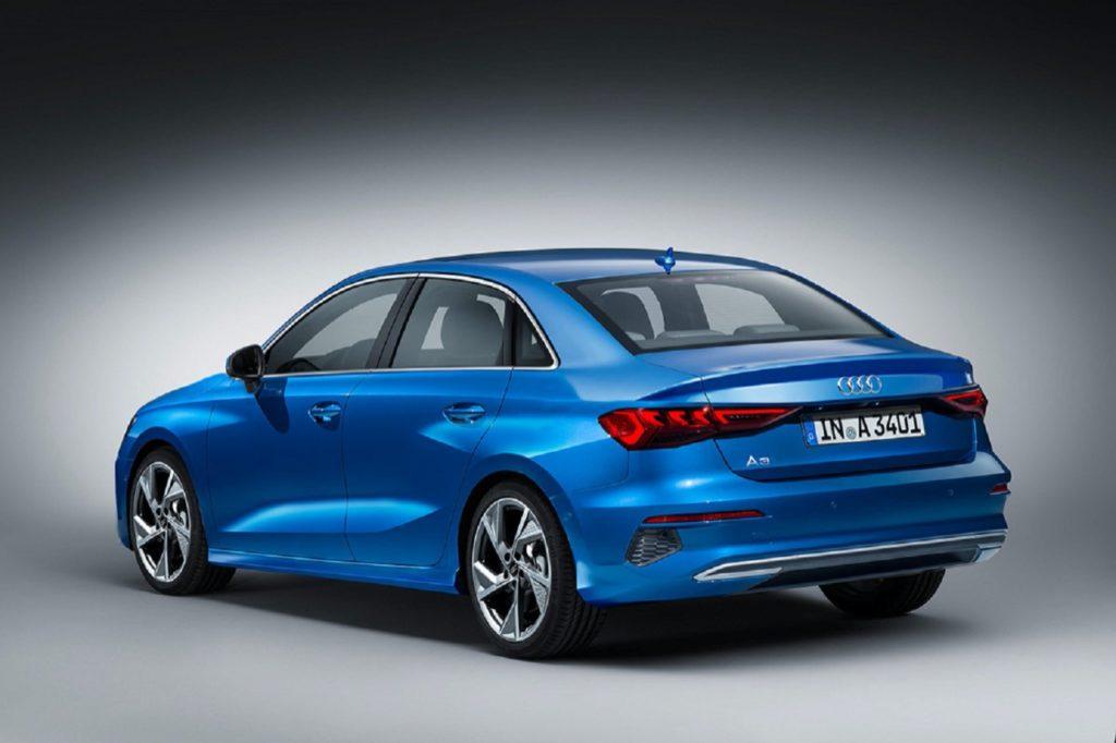 Audi A3 Sedan 2020: l'ipotesi stilistica della berlina compatta tedesca [RENDERING]