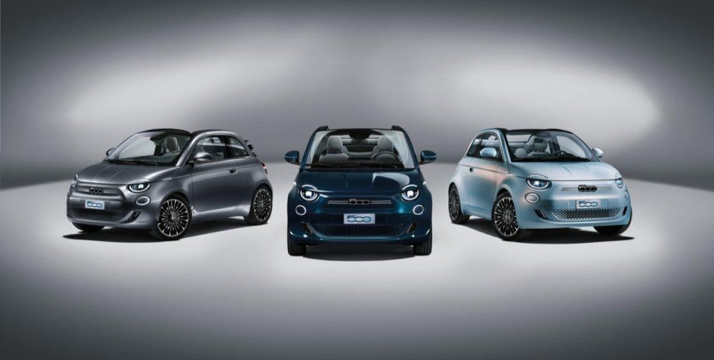 Fiat 500e: spinta elettrica, innovazione ed esemplari one-off [VIDEO]