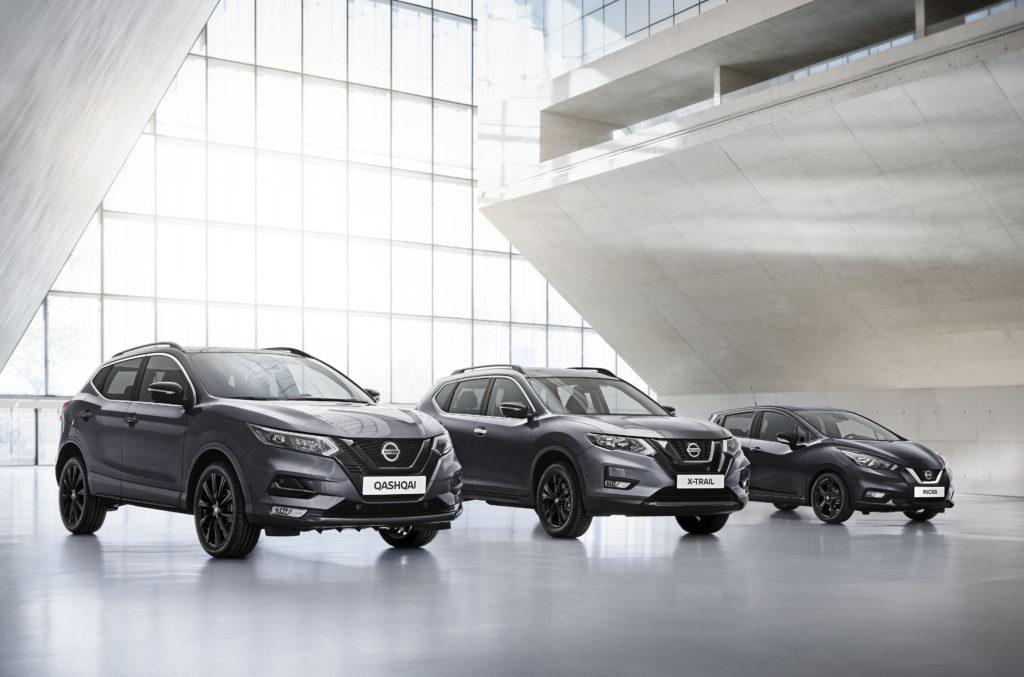 Nissan Micra N-Tec 2020: allestimenti speciali per Micra, Qashqai, X-Trail