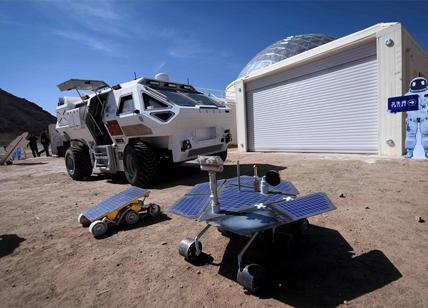 Il Coronavirus non ferma la Cina: veicoli su Marte in estate